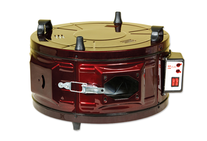 Electric Round Oven