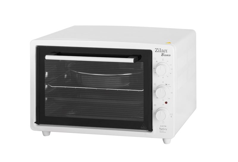 Electric Oven (Bianco)
