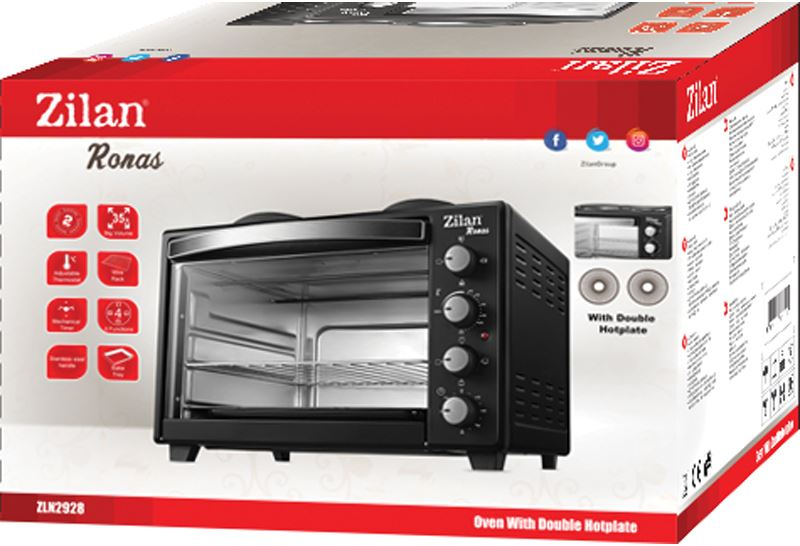 Electric Oven (Ronas)