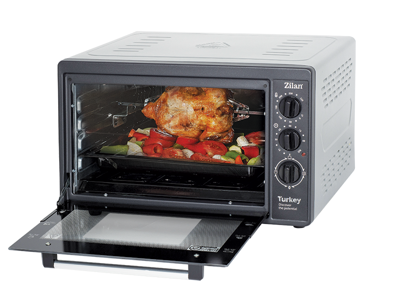 Electric Oven (Polymathic)